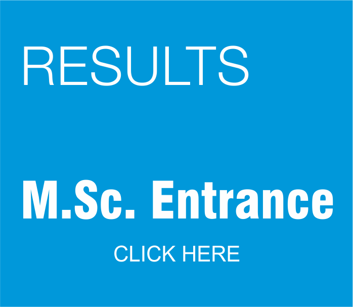MSc. Biotechnology | MSc. Life Sciences coaching MSC Result